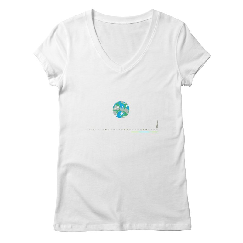 Layer 1 Women's Regular V-Neck by Prate