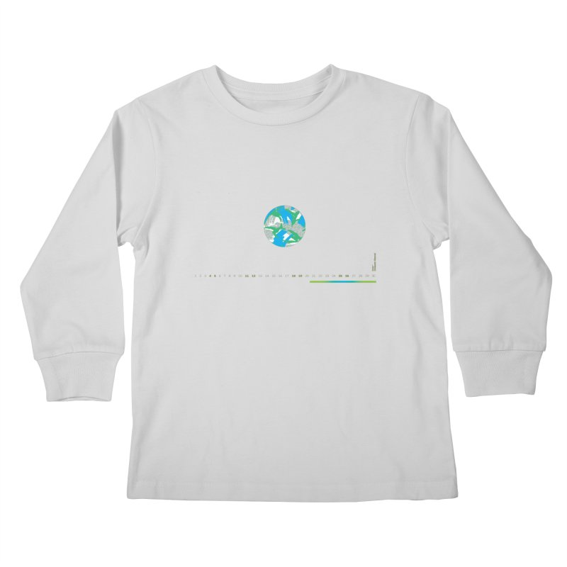 Layer 1 Kids Longsleeve T-Shirt by Prate