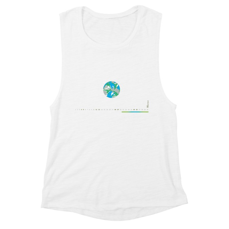 Layer 1 Women's Muscle Tank by Prate