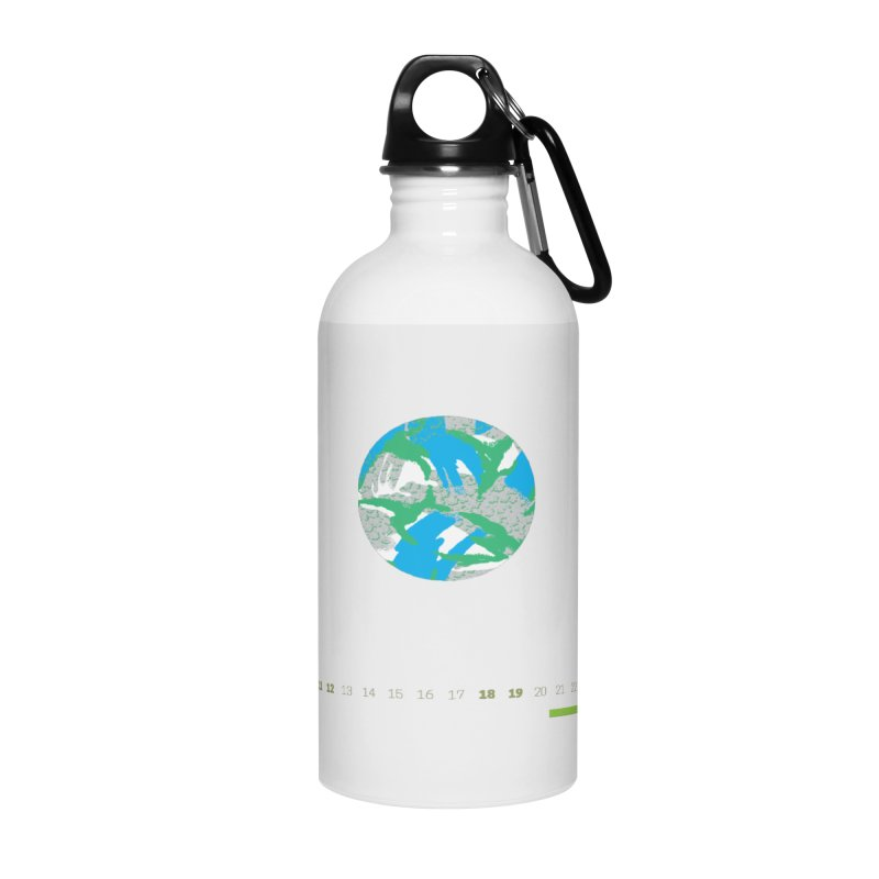 Layer 1 Accessories Water Bottle by Prate