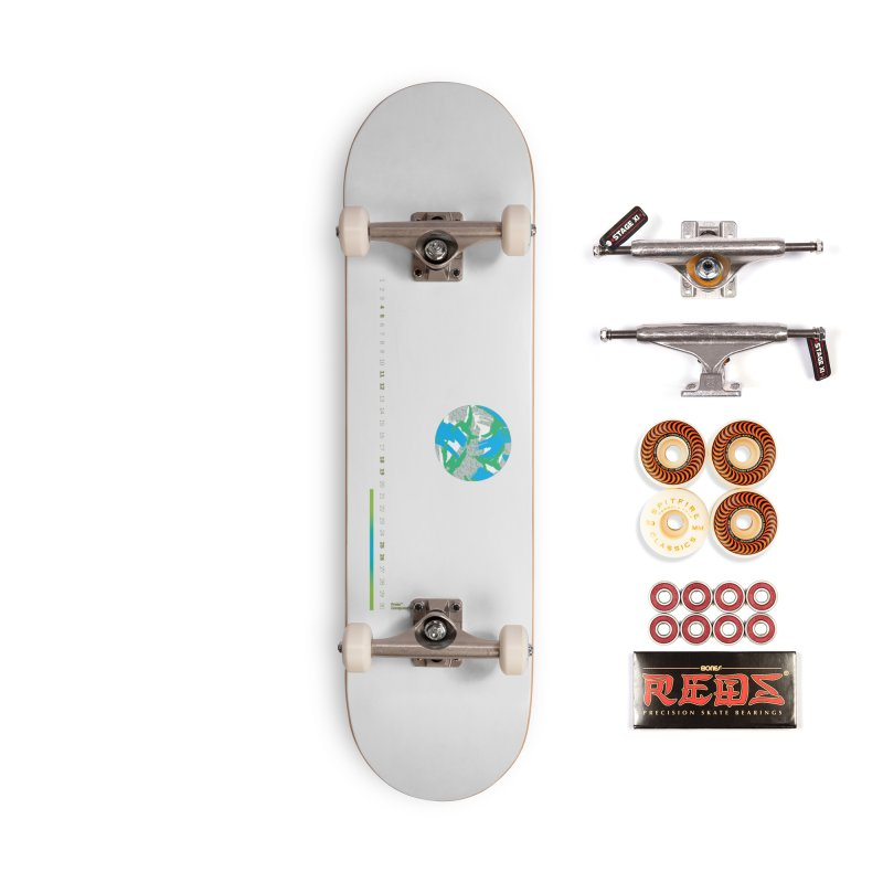 Layer 1 Accessories Skateboard by Prate