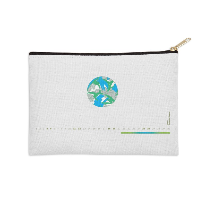 Layer 1 Accessories Zip Pouch by Prate