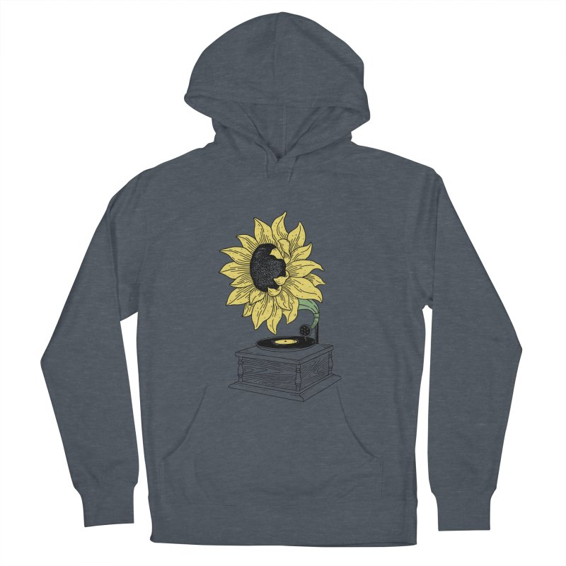 Singing in the sun Women's Pullover Hoody by prawidana's Artist Shop