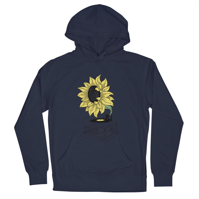 Singing in the sun Men's Pullover Hoody by prawidana's Artist Shop
