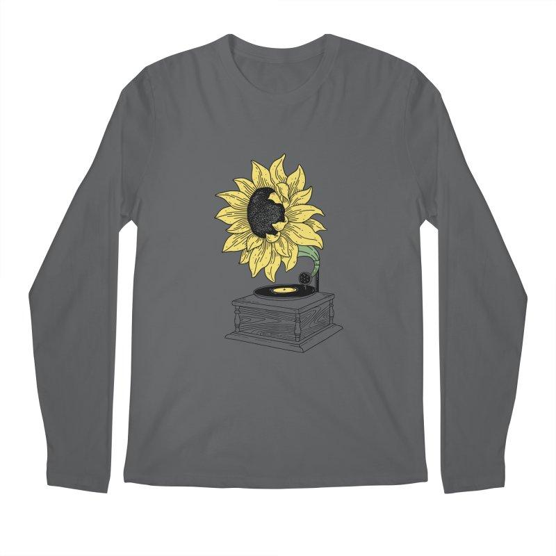 Singing in the sun Men's Longsleeve T-Shirt by prawidana's Artist Shop