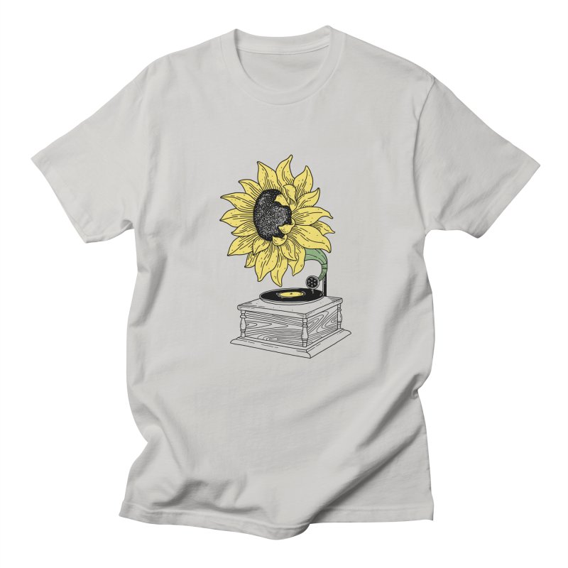 Singing in the sun Men's T-shirt by prawidana's Artist Shop