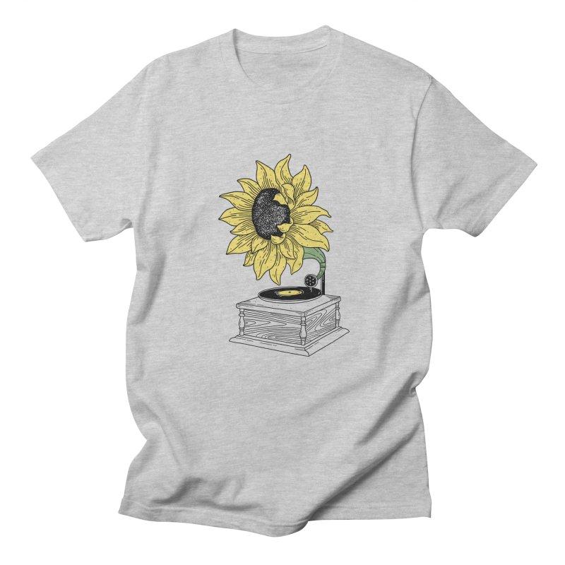 Singing in the sun Men's T-Shirt by prawidana's Artist Shop