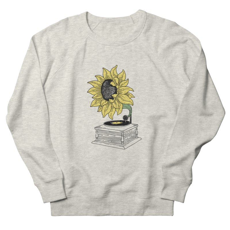 Singing in the sun Women's Sweatshirt by prawidana's Artist Shop