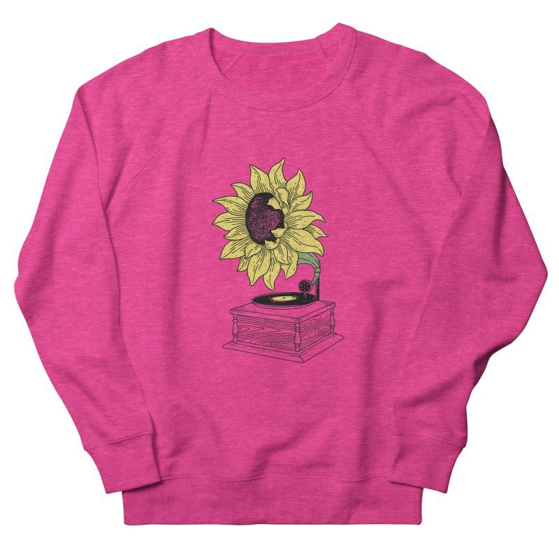 Singing in the sun Men's Sweatshirt by prawidana's Artist Shop