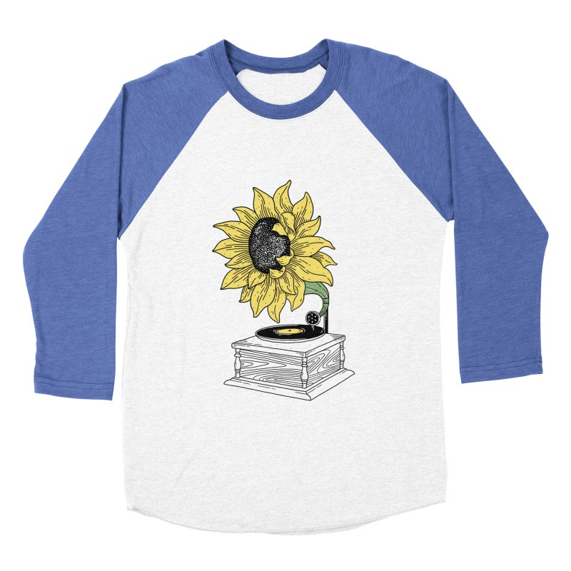 Singing in the sun Women's Baseball Triblend T-Shirt by prawidana's Artist Shop