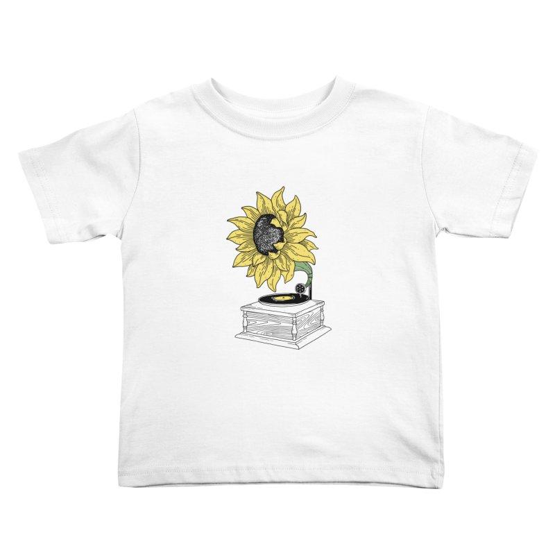 Singing in the sun Kids Toddler T-Shirt by prawidana's Artist Shop