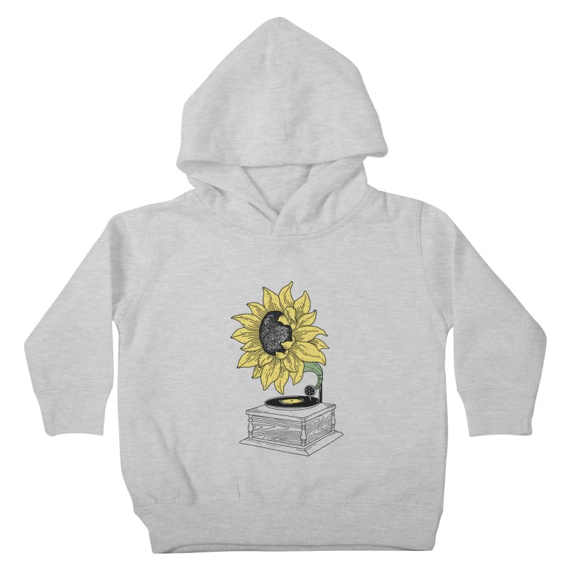 Singing in the sun Kids Toddler Pullover Hoody by prawidana's Artist Shop