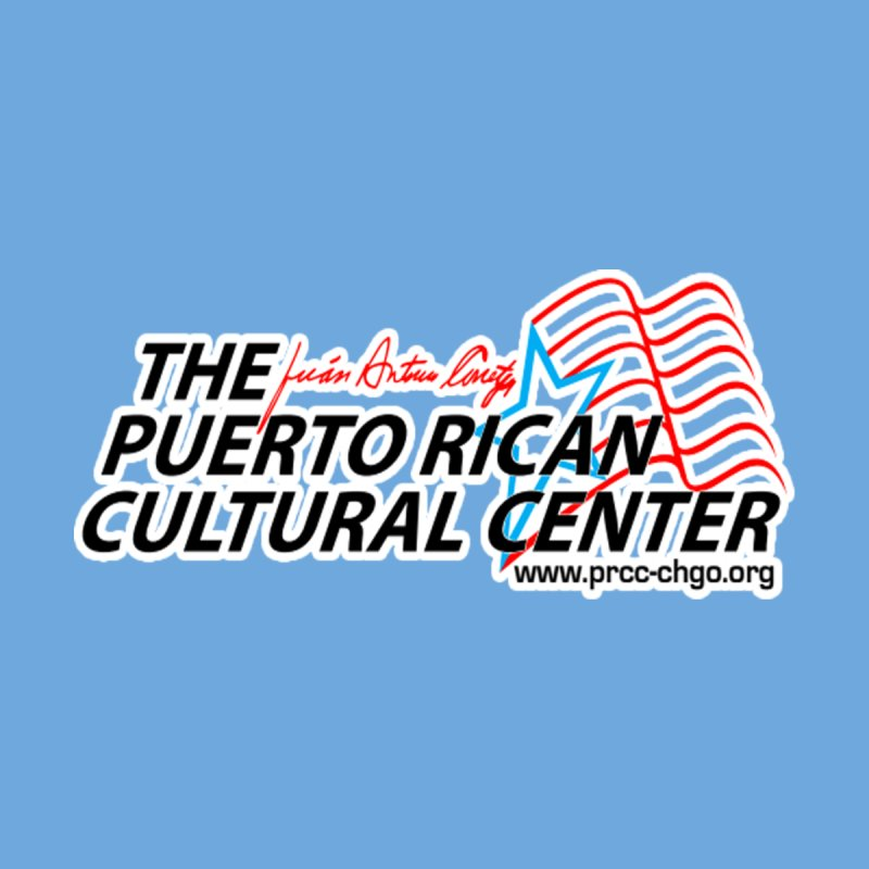 Puerto Rican Cultural Center Men's Heavyweight T-Shirt by PRCC Tiendita