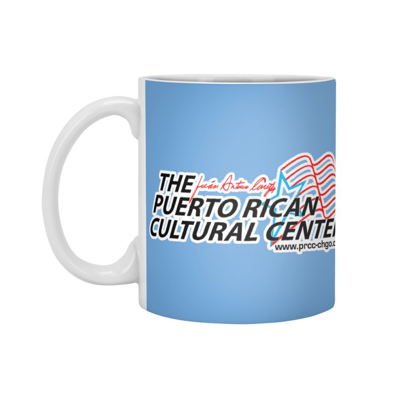 Puerto Rican Cultural Center Accessories Mug by PRCC Tiendita