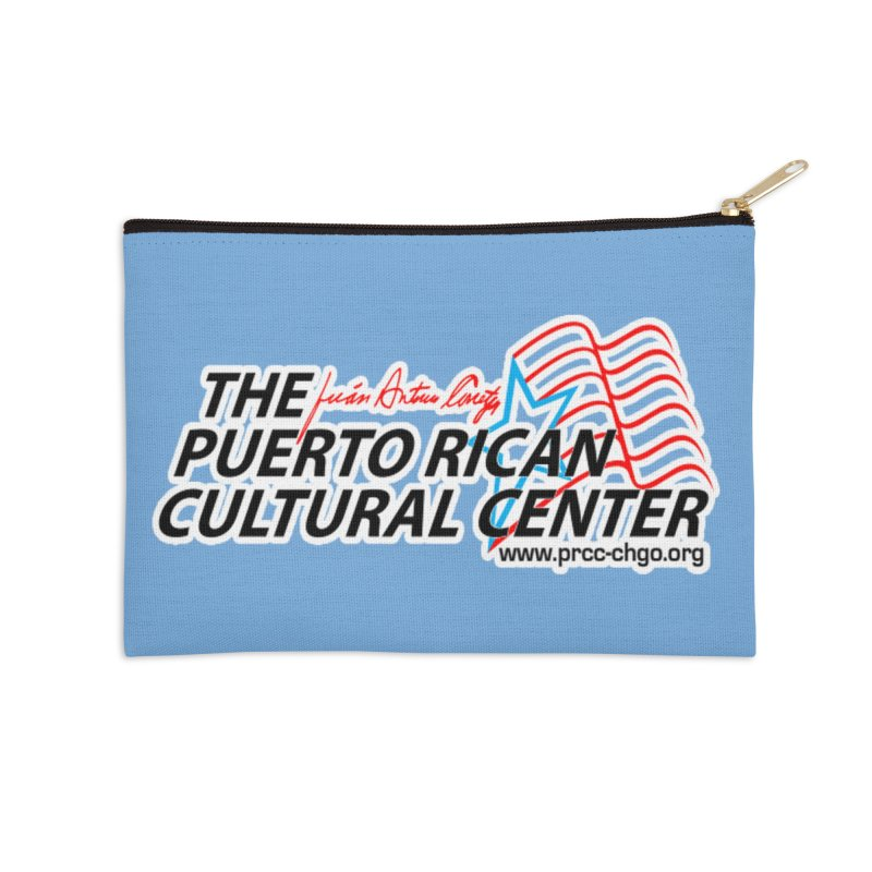 Puerto Rican Cultural Center Accessories Zip Pouch by PRCC Tiendita