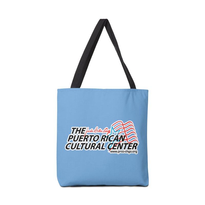 Puerto Rican Cultural Center Accessories Tote Bag Bag by PRCC Tiendita