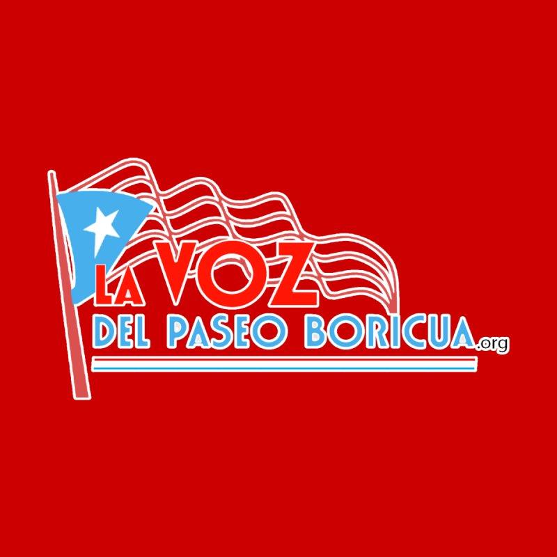La Voz Del Paseo Boricua Men's Classic T-Shirt by PRCC Tiendita