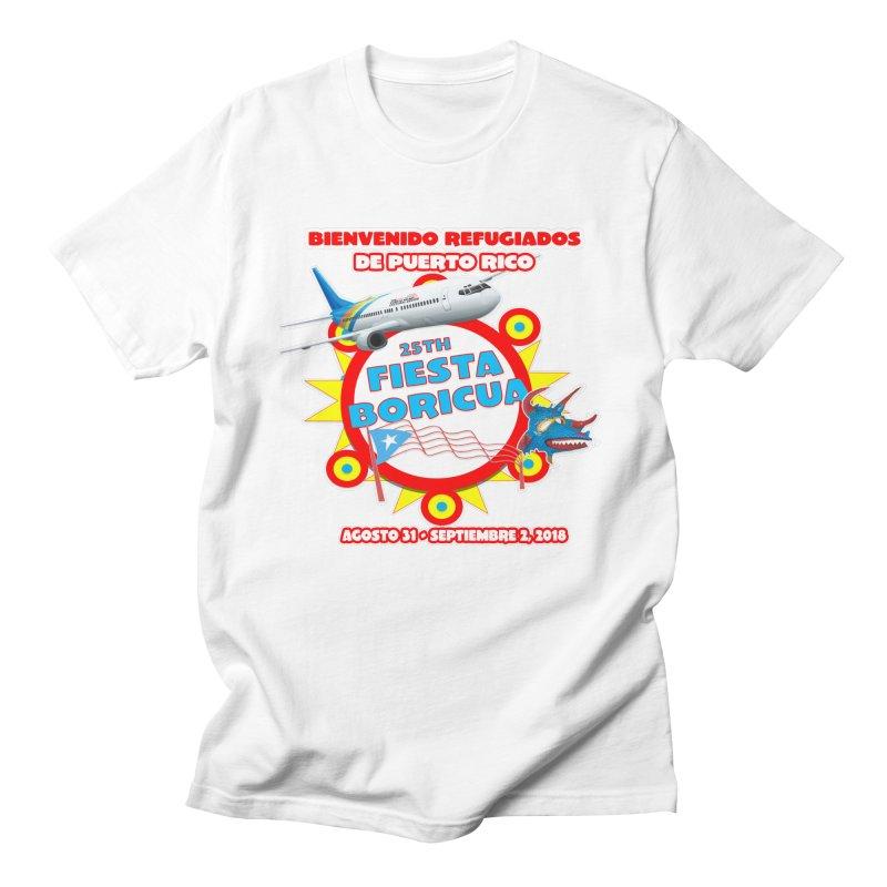 Fiesta Boricua 2018 Women's Unisex T-Shirt by PRCC Tiendita