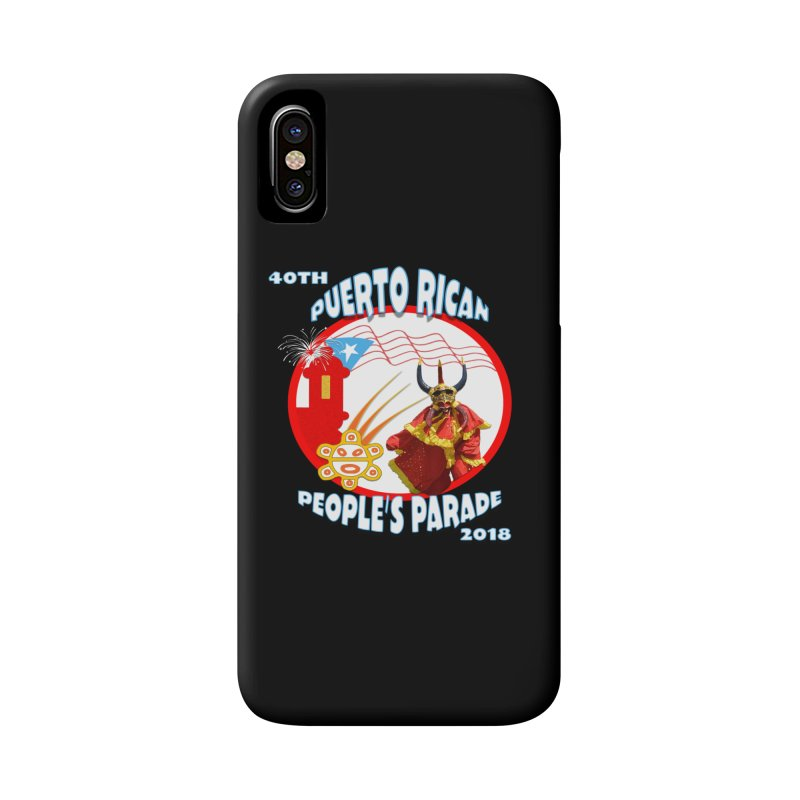 Puerto Rican People's Parade 2018 Accessories Phone Case by PRCC Tiendita