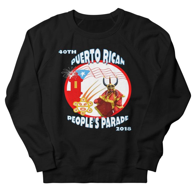 Puerto Rican People's Parade 2018 Men's Sweatshirt by PRCC Tiendita