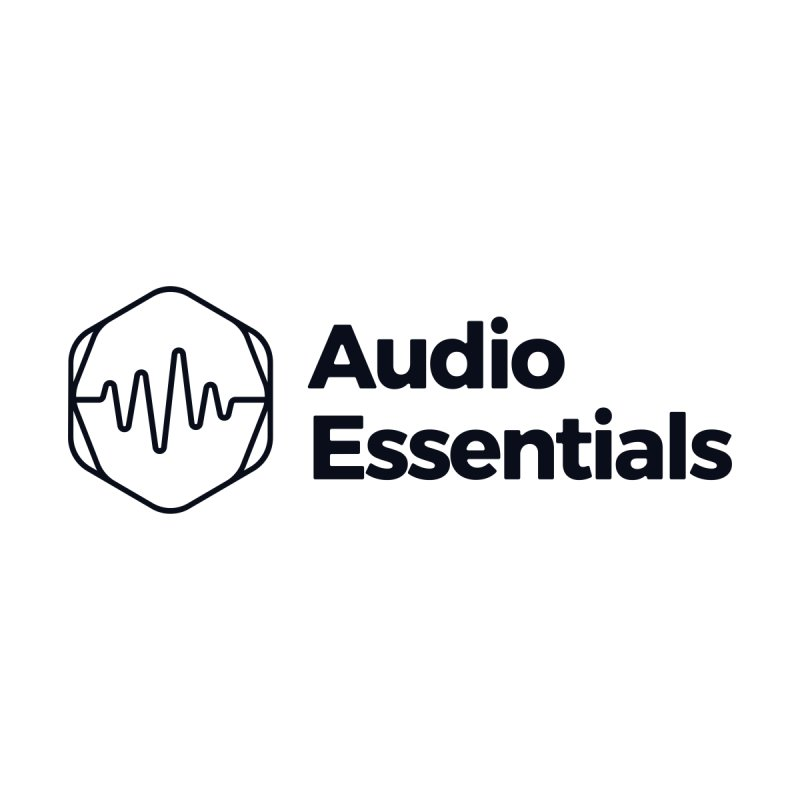 Audio Essentials Black Accessories Button by Precision Productions Artiste Shop