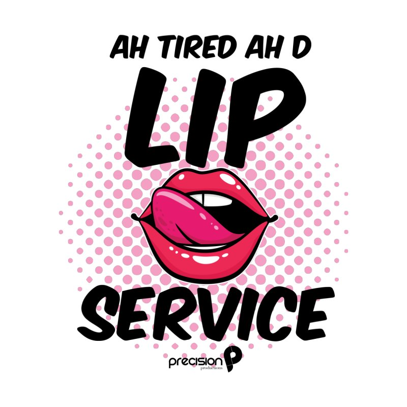 Lip Service Home Bath Mat by Precision Productions Artiste Shop