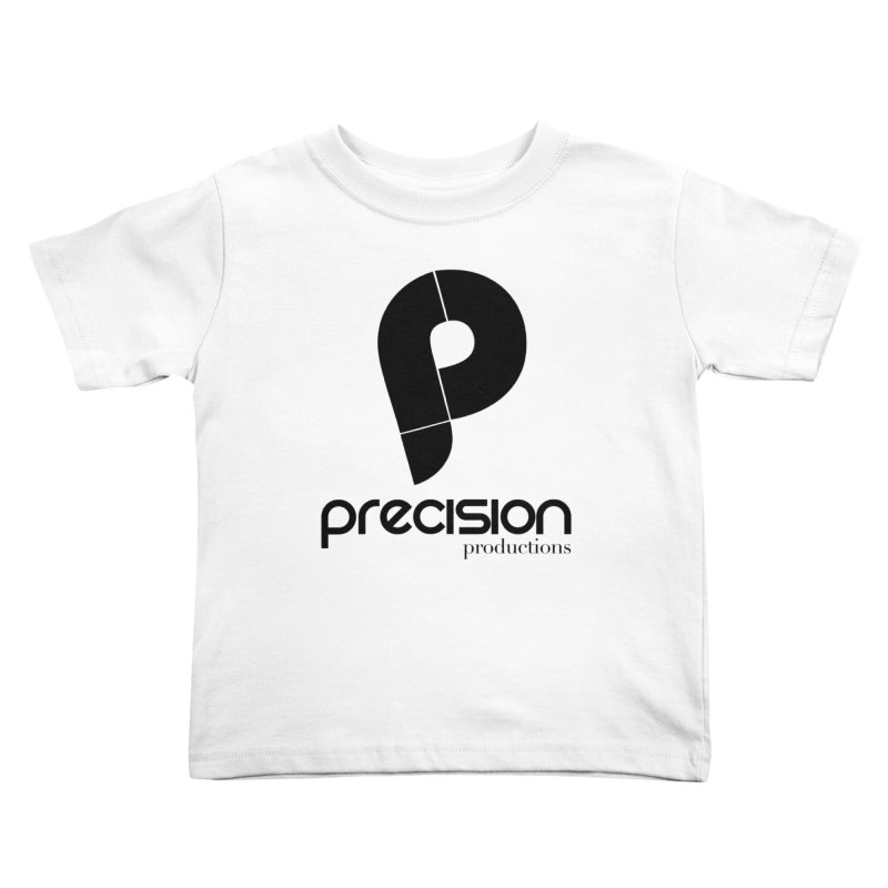 Precision Productions  Kids Toddler T-Shirt by Precision Productions Artiste Shop