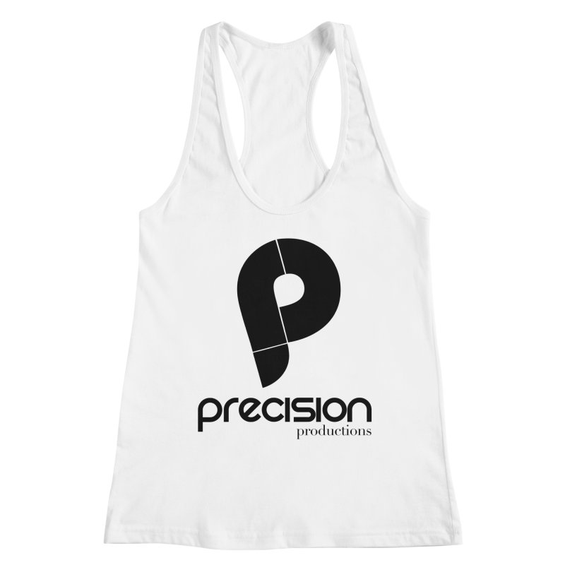 Precision Productions  Women's Tank by Precision Productions Artiste Shop
