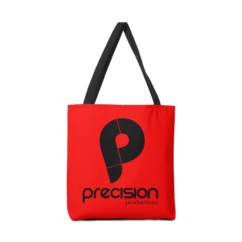 Precision Productions  Accessories Tote Bag Bag by Precision Productions Artiste Shop