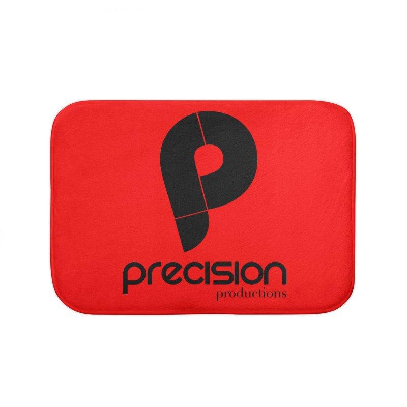 Precision Productions  Home Bath Mat by Precision Productions Artiste Shop