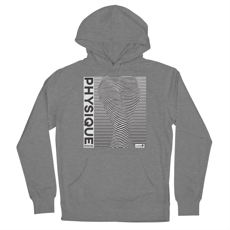 Physique Riddim Women's Pullover Hoody by Precision Productions Artiste Shop