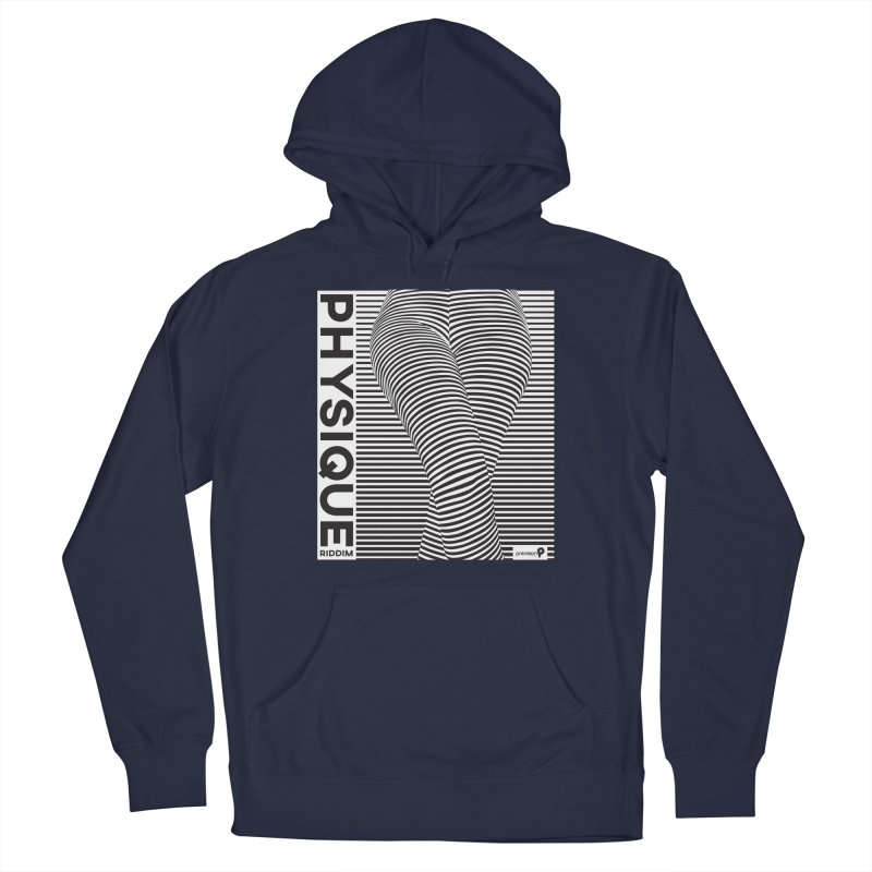 Physique Riddim Men's Pullover Hoody by Precision Productions Artiste Shop