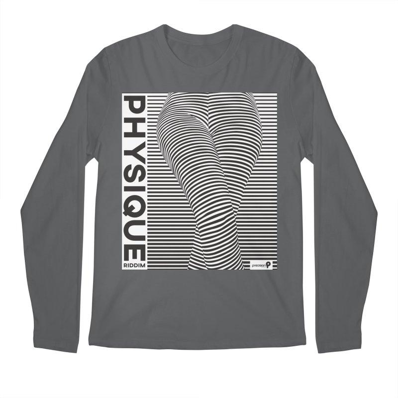 Physique Riddim Men's Longsleeve T-Shirt by Precision Productions Artiste Shop