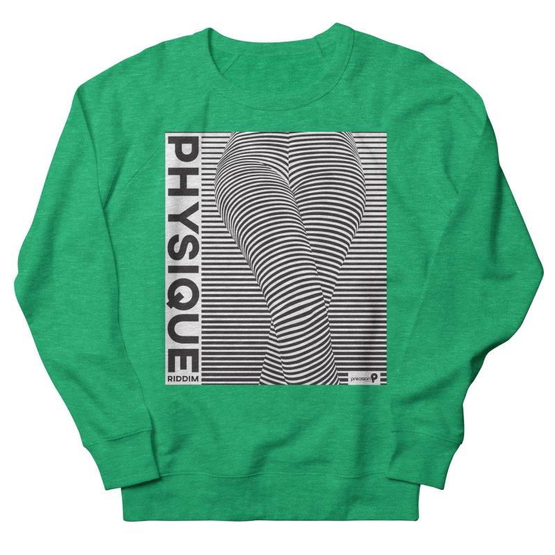 Physique Riddim Women's Sweatshirt by Precision Productions Artiste Shop