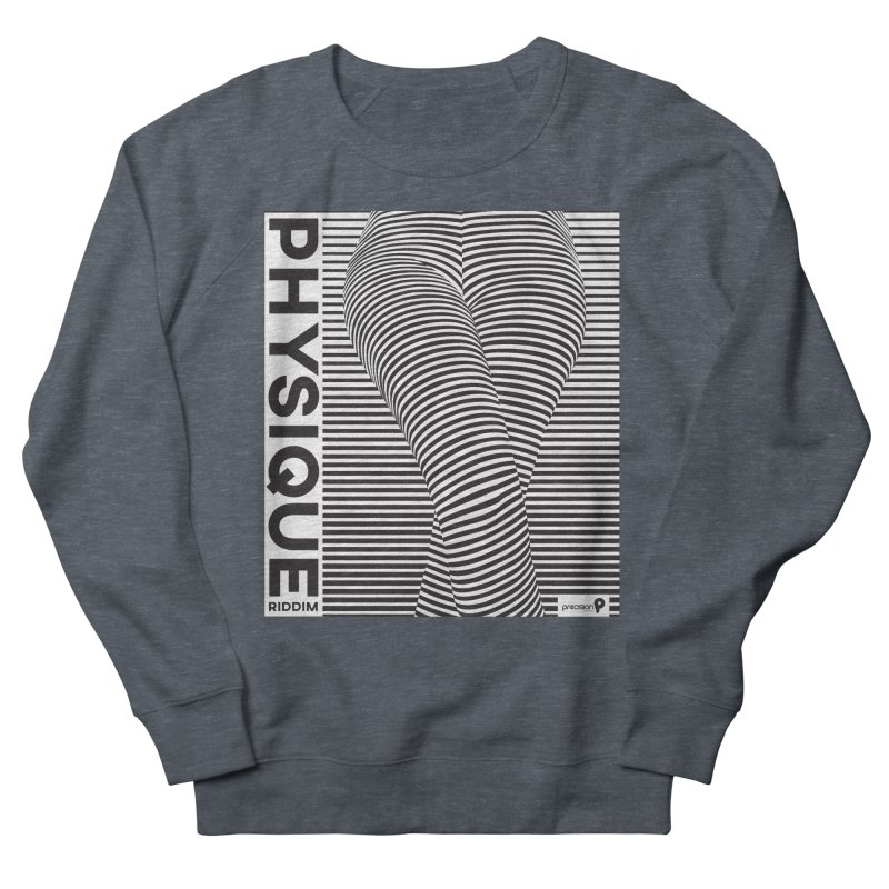 Physique Riddim Men's Sweatshirt by Precision Productions Artiste Shop