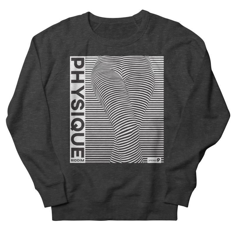 Physique Riddim Men's Sweatshirt by Precision Productions Artiste Shop