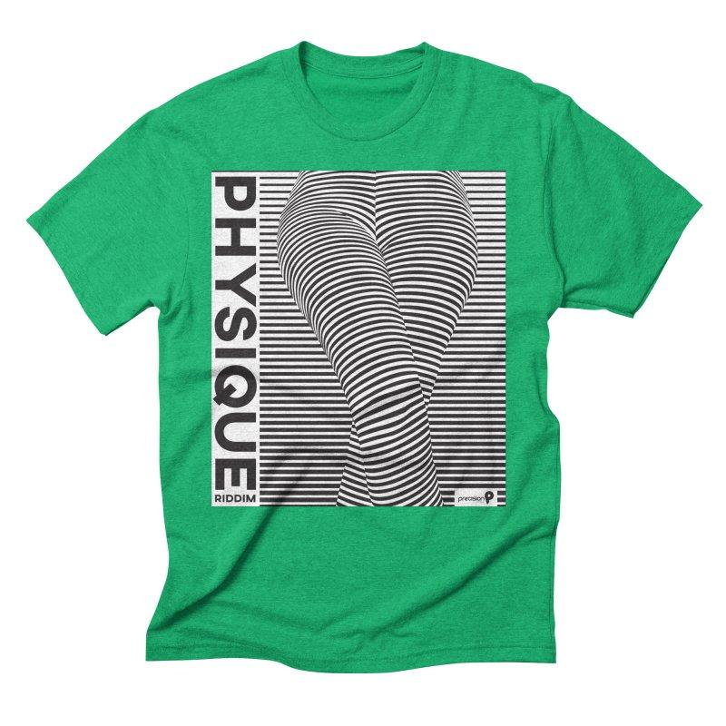 Physique Riddim Men's Triblend T-Shirt by Precision Productions Artiste Shop