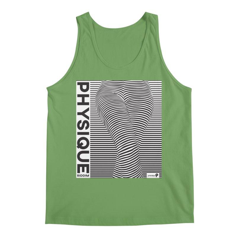 Physique Riddim Men's Tank by Precision Productions Artiste Shop