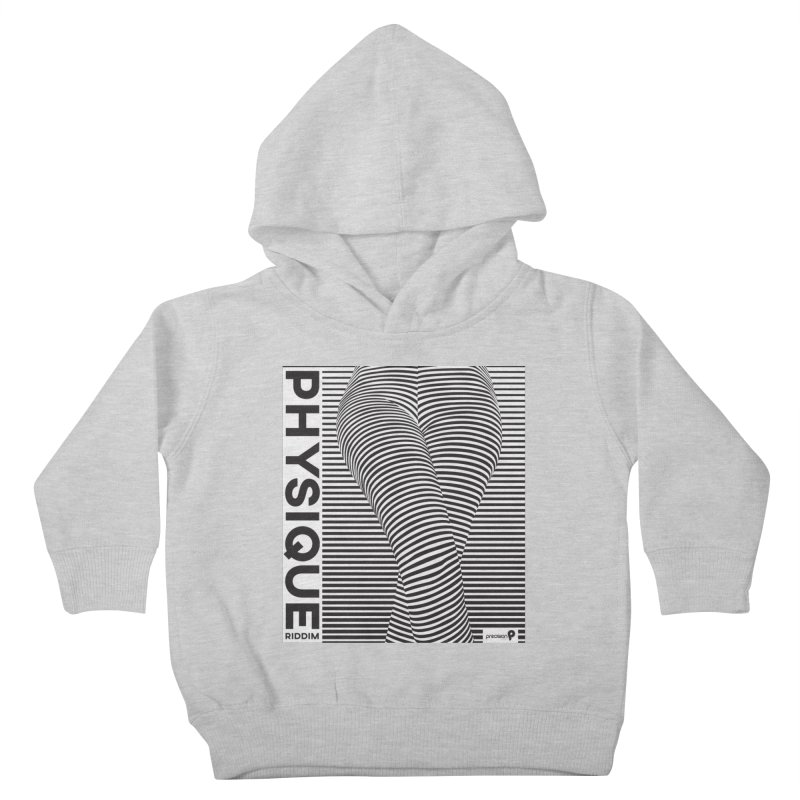 Physique Riddim Kids Toddler Pullover Hoody by Precision Productions Artiste Shop