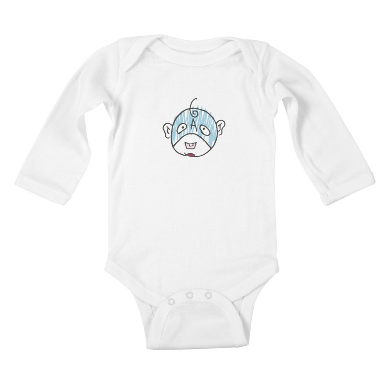 Baby Cap Super Hero Kids Baby Longsleeve Bodysuit by Presley Design Studio Shop
