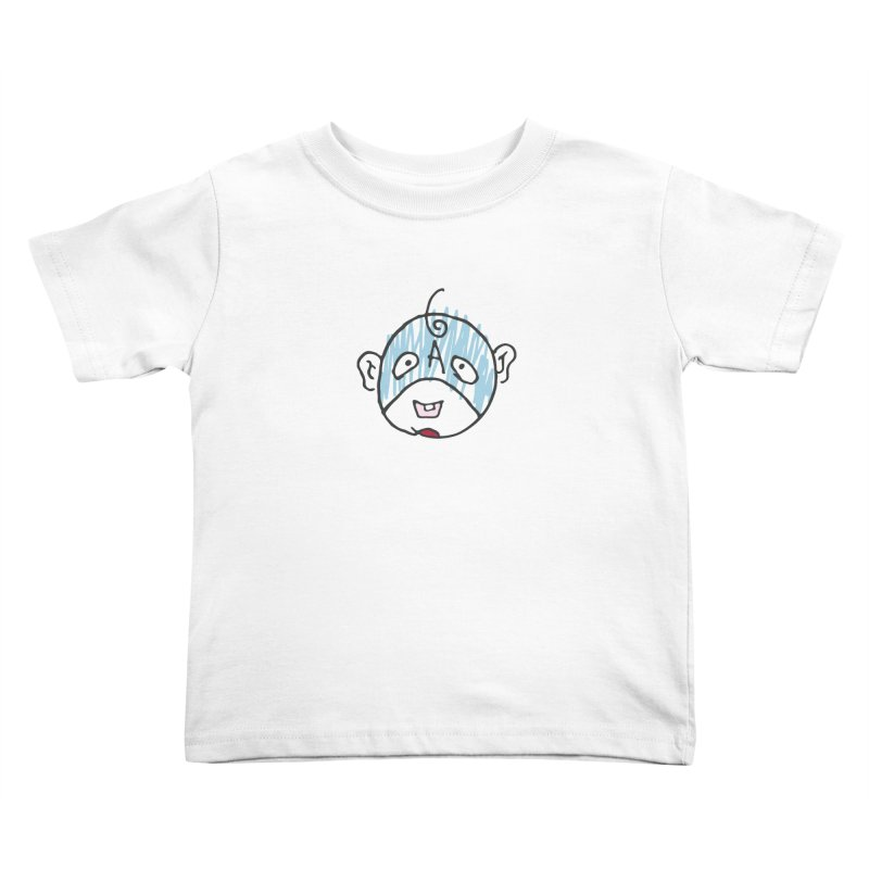 Baby Cap Super Hero Kids Toddler T-Shirt by Presley Design Studio Shop