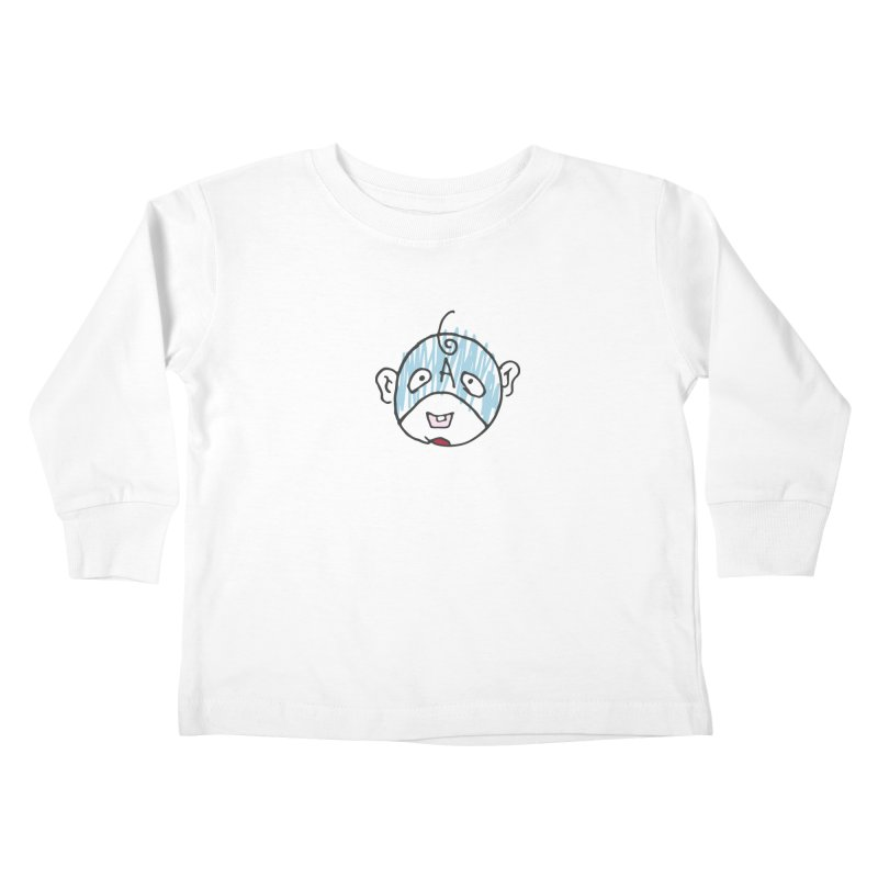 Baby Cap Super Hero Kids Toddler Longsleeve T-Shirt by Presley Design Studio Shop