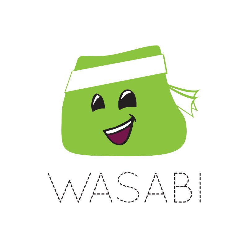 I Love Wasabi by Presley Design Studio Shop