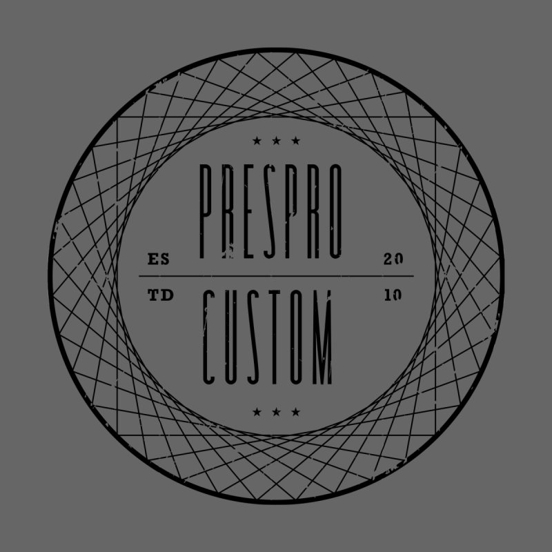 PC-BLACK INK by PRESPRO CUSTOM HOMES