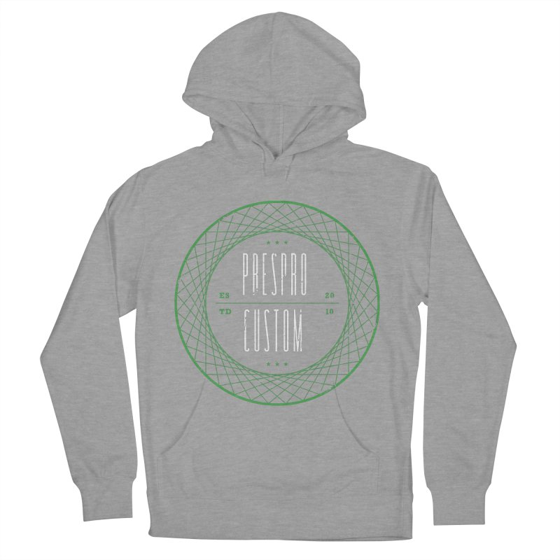 PC Men's French Terry Pullover Hoody by PRESPRO CUSTOM HOMES