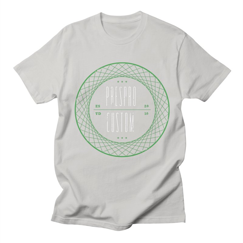 PC Men's Regular T-Shirt by PRESPRO CUSTOM HOMES