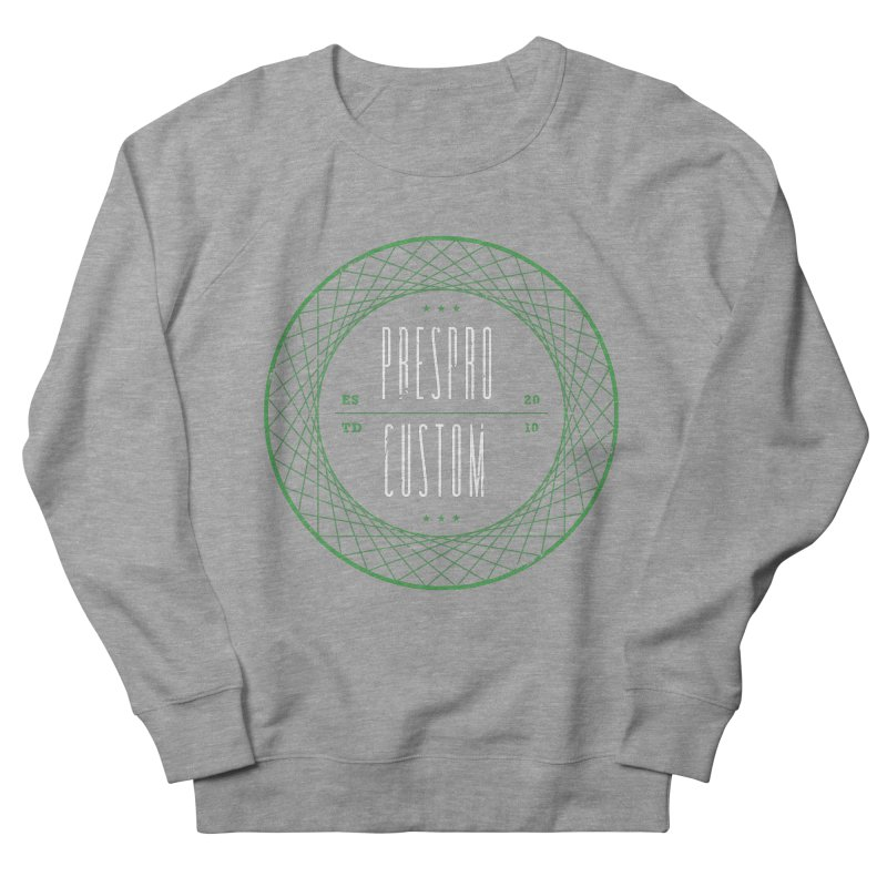 PC Men's Sweatshirt by PRESPRO CUSTOM HOMES