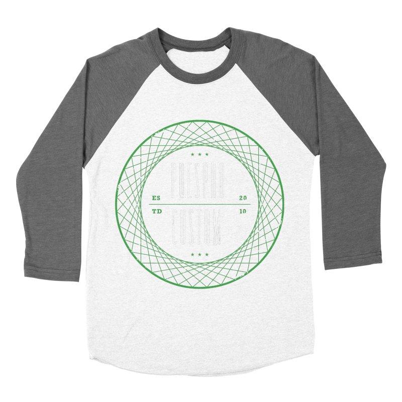 PC Women's Baseball Triblend T-Shirt by PRESPRO CUSTOM HOMES