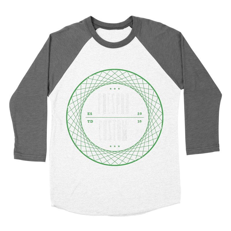 PC Men's Baseball Triblend Longsleeve T-Shirt by PRESPRO CUSTOM HOMES