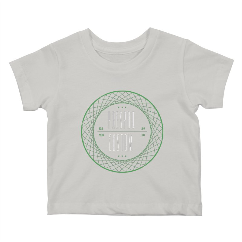PC Kids Baby T-Shirt by PRESPRO CUSTOM HOMES